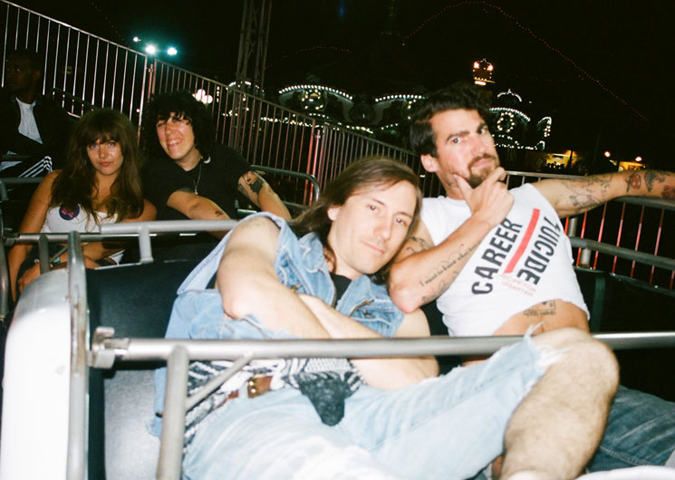 "Vancouver's Jock Tears Head Out on Canadian Tour, Premiere ""Nasty Boy"" Video"