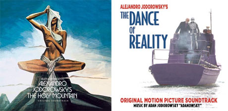 Alejandro Jodorowsky's 'The Holy Mountain' and 'The Dance of Reality' Set for New Soundtrack Releases