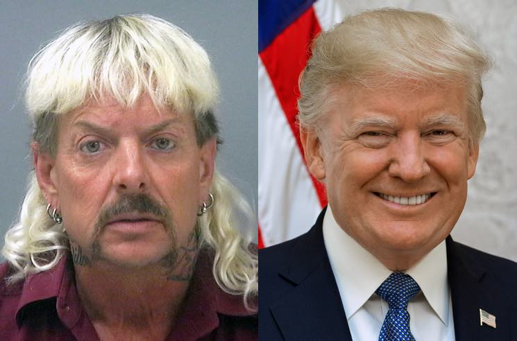 Joe Exotic Will Formally Ask Donald Trump for a Pardon: Report