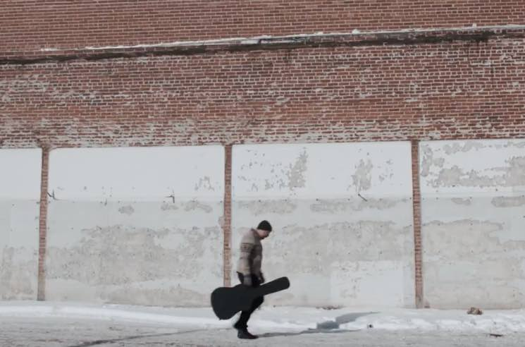"Joe Vickers ""Landlocked"" (video)"