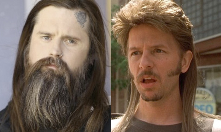 Former Underoath Frontman Dallas Taylor Has a Role in 'Joe Dirt 2'