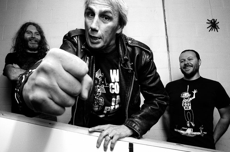 D.O.A. Announce 'Hardcore 81' 40th Anniversary Tour