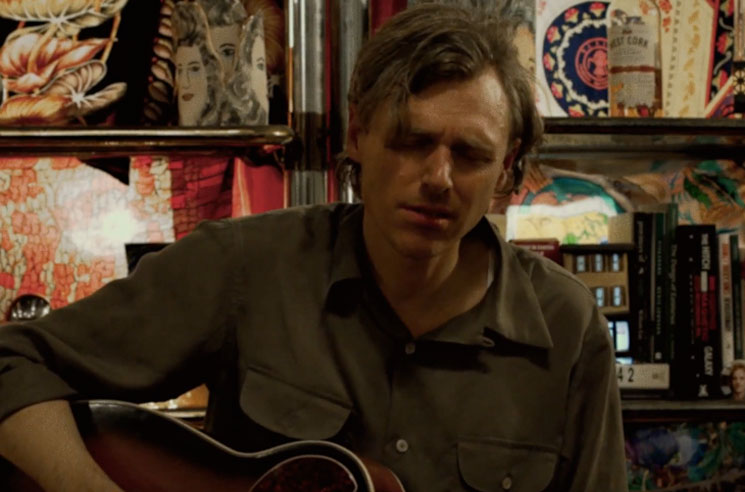 Watch Joel Plaskett's Intimate New Video for 'A Benefit 4 Dreamland'