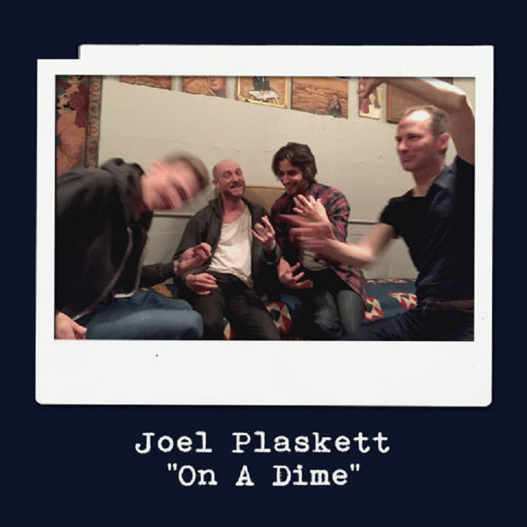 "Joel Plaskett ""On a Dime"""