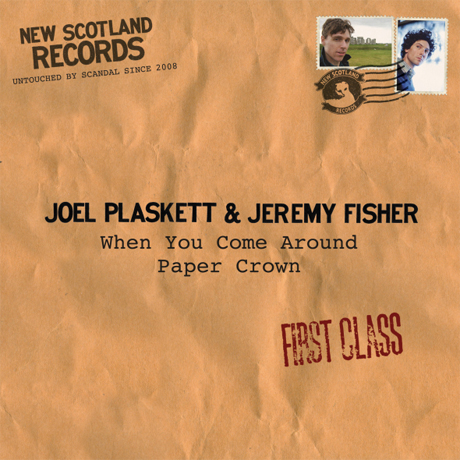 Joel Plaskett and Jeremy Fisher Team Up for Split Single