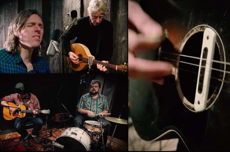 "Bill & Joel Plaskett ""The Next Blue Sky"" (video)"