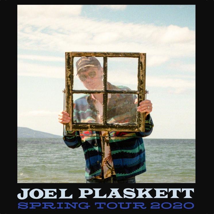 Joel Plaskett Announces Cross-Canada Spring Tour