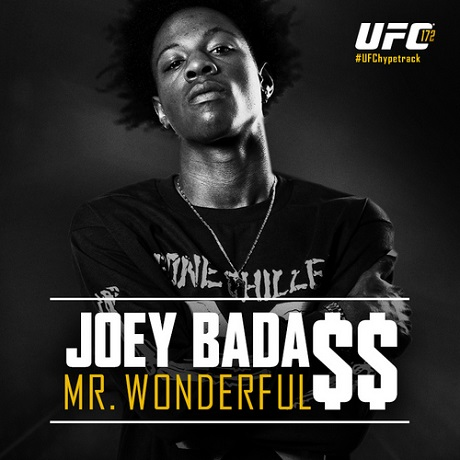 "Joey Bada$$ ""Mr. Wonderful"""