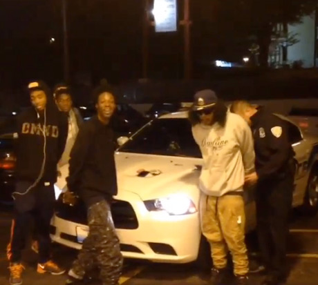 Joey Bada$$ and Ab-Soul Detained by Police in St. Louis