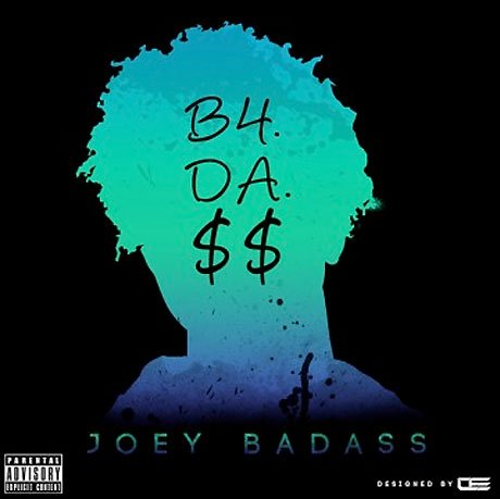 Joey Bada$$ Shares Cover Art and Release Date for 'B4.Da.$$' LP
