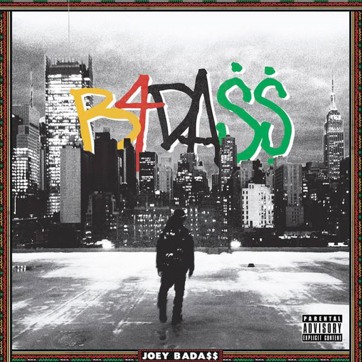 Joey Bada$$ 'Run Up on Ya' (ft. Action Bronson & Elle Varner)