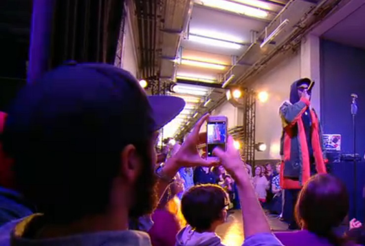 "Joey Bada$$ ""Paper Trail$"" (live on 'Grand Journal')"