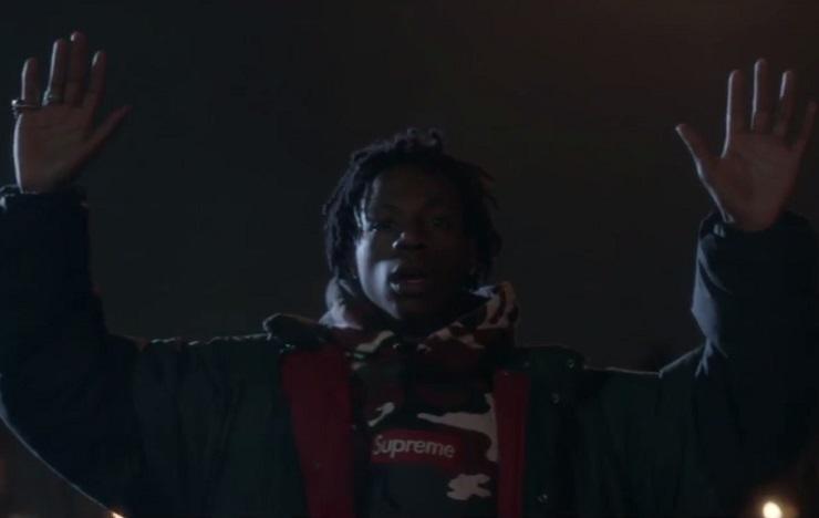 "Joey Bada$$ ""Like Me"" (ft. BJ the Chicago Kid) (video)"