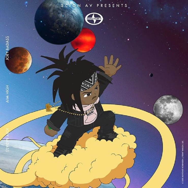 "Joey Bada$$ ""Aim High"""