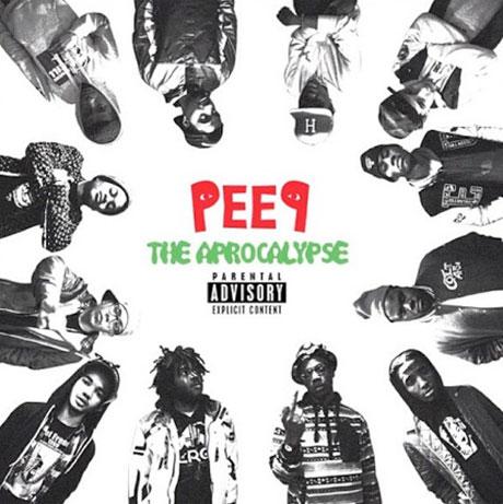 Joey Bada$$ 'PEEP: the aPROcalypse' (mixtape)