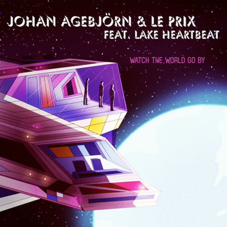 Sally Shapiro's Johan Agebjörn Brings Together Le Prix, Lake Heartbeat, Teen Daze on New Single