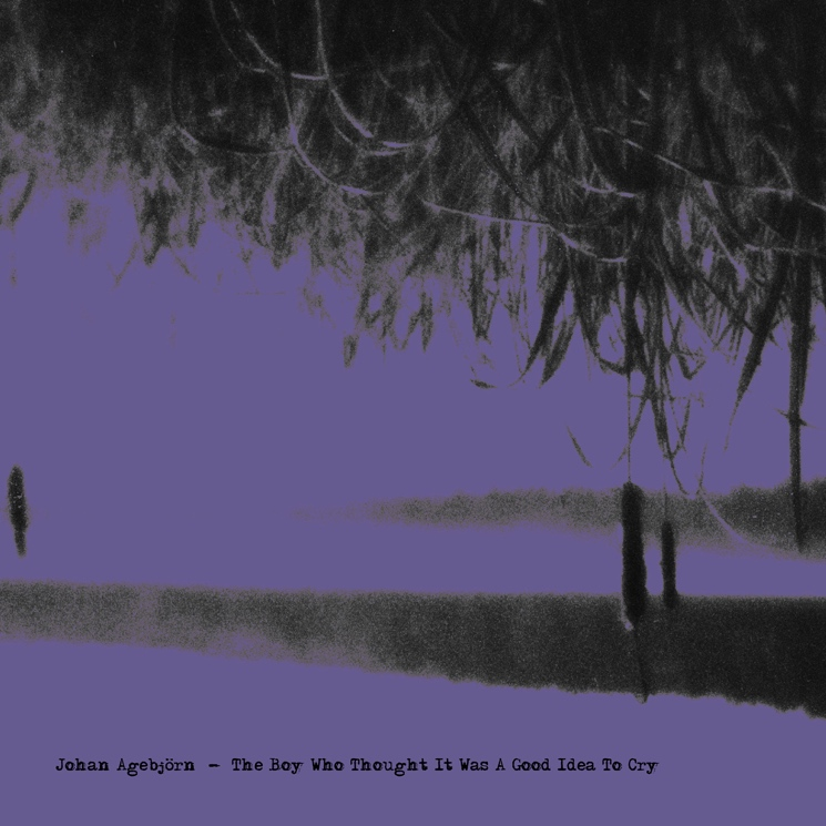 Johan Agebjörn 'The Boy Who Thought It Was a Good Idea to Cry' (ft. Sally Shapiro)