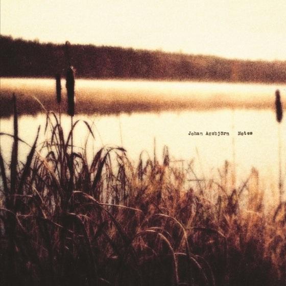 Johan Agebjörn 'Notes' (album stream)