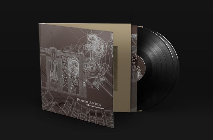 Jóhann Jóhannsson's 'Fordlândia' Is Coming Back to Vinyl