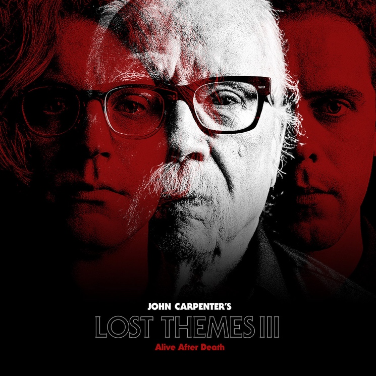 John Carpenter Brings Irony-Free Confidence to Loveable Horror Cheese on 'Lost Themes III: Alive After Death'