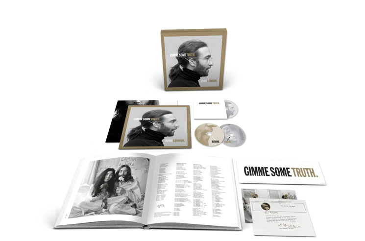 John Lennon Gets a Sonic Makeover for New Box Set