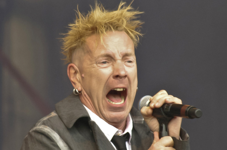 Sex Pistols' John Lydon Says He Got Flea Bites on His 'Willy' from Rescuing Squirrels