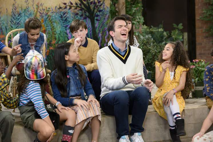 ​John Mulaney Shares Trailer for New Netflix Special 'The Sack Lunch Bunch'