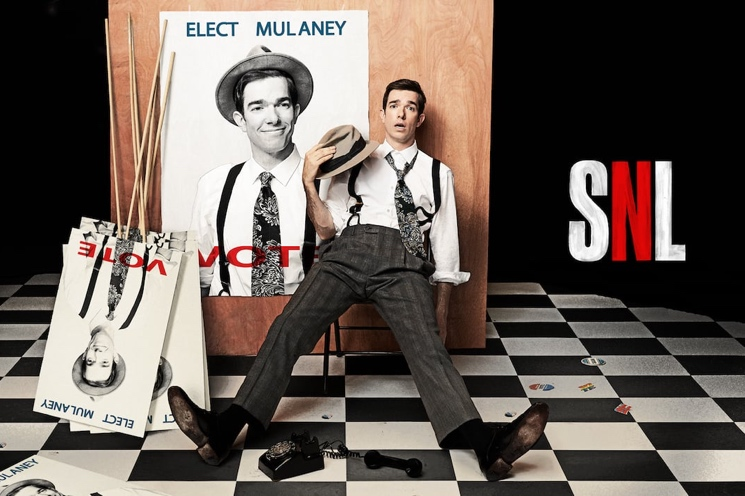 Saturday Night Live: John Mulaney & the Strokes, October 31, 2020