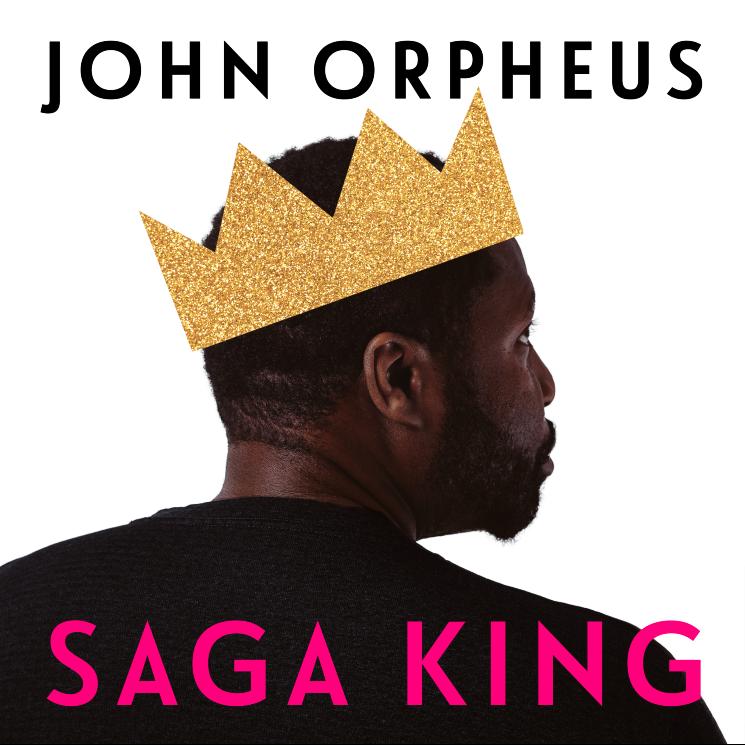John Orpheus Brings His Globe-Hopping Story to Life on 'Saga King'