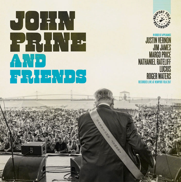 John Prine Celebrated with Double Live Album Featuring Roger Waters, Justin Vernon, Margo Price