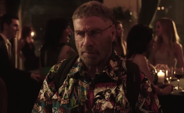 Watch the First Trailer for Fred Durst's Stalker Thriller Starring John Travolta