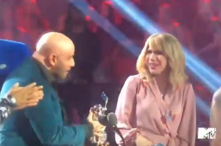 John Travolta Thought Drag Queen Jade Jolie Was Actually Taylor Swift at the VMAs
