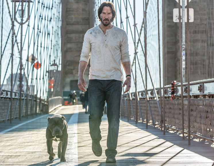 John Wick: Chapter 2 Directed by Chad Stahelski