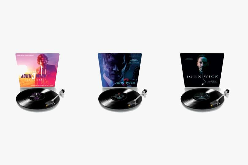 All Three 'John Wick' Soundtracks Treated to Vinyl Releases