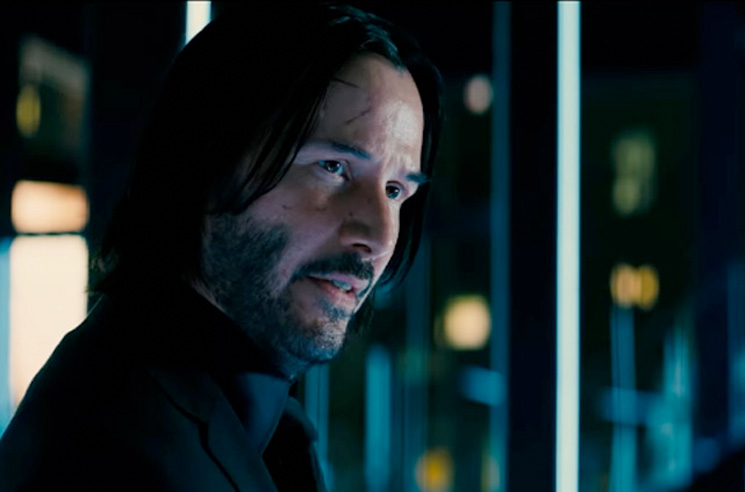 'John Wick' Is Called 'John Wick' Because Keanu Reeves Couldn't Remember the Original Movie Title