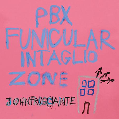 """John Frusciante Announces New """"Progressive Synth Pop"""" LP 'PBX Funicular Intaglio Zone'"""