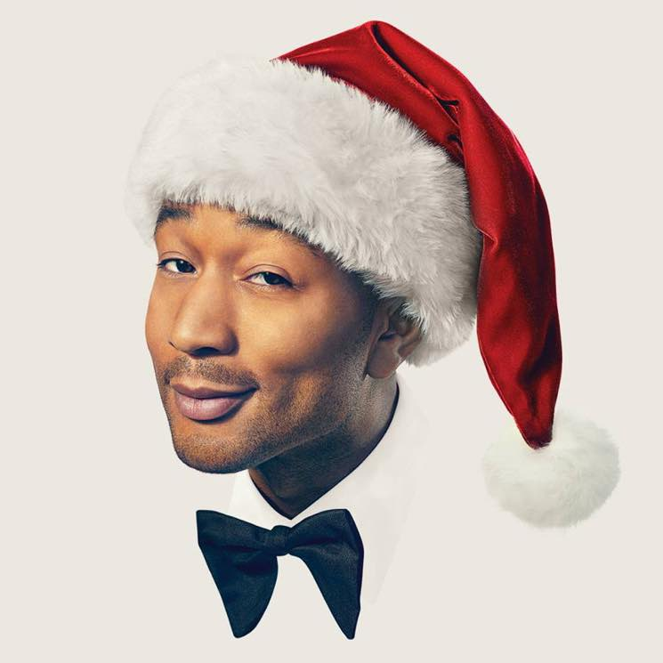 ​John Legend Gifts Us Two New Songs from 'A Legendary Christmas' Album