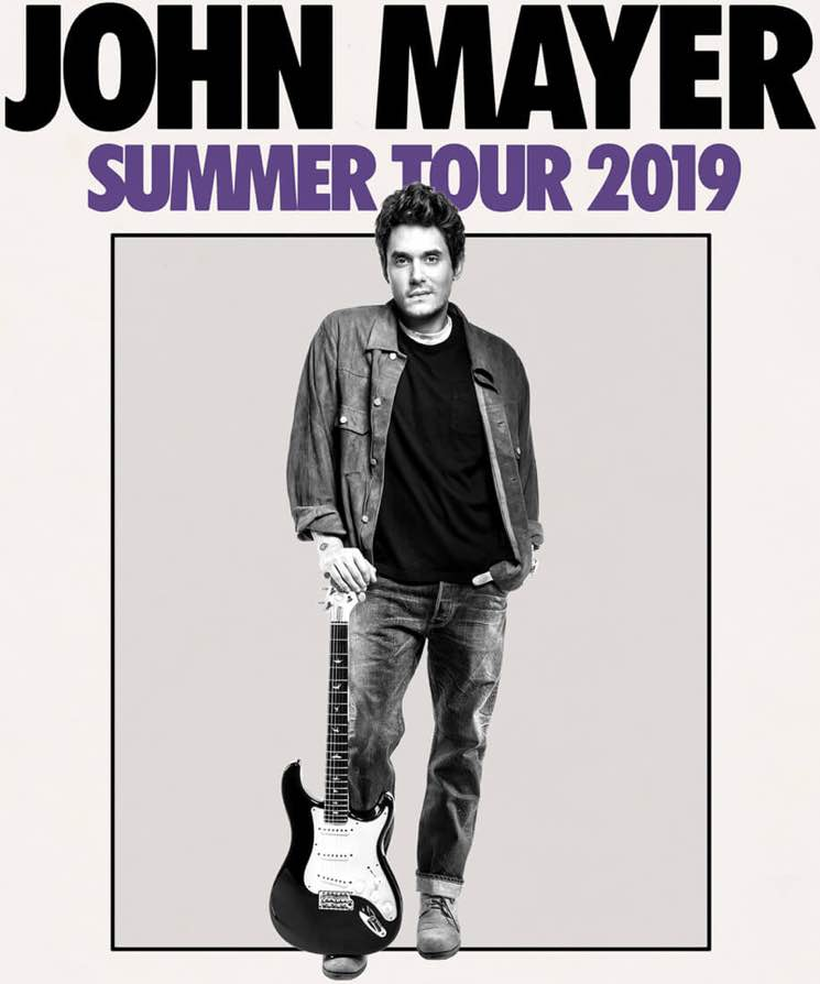 ​John Mayer Announces North American Tour
