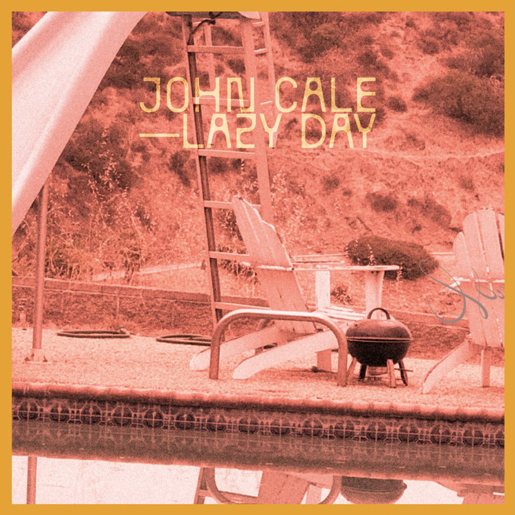 John Cale Lounges on New Song 'Lazy Day'