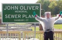 Connecticut Sewage Plant Named After John Oliver