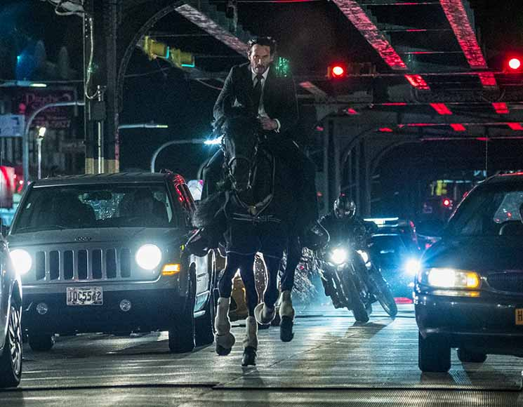Five Legendary Film Icons Who Influenced the 'John Wick' Franchise