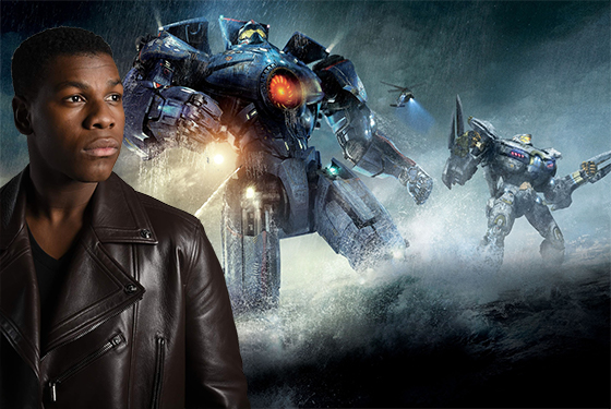 John Boyega Signs On for 'Pacific Rim' Sequel