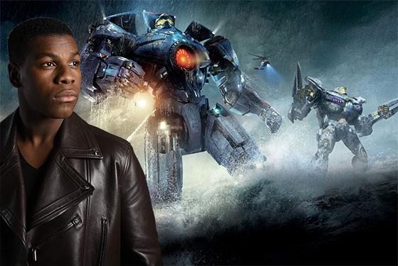 John Boyega Signs On for 'Pacific Rim' Sequel