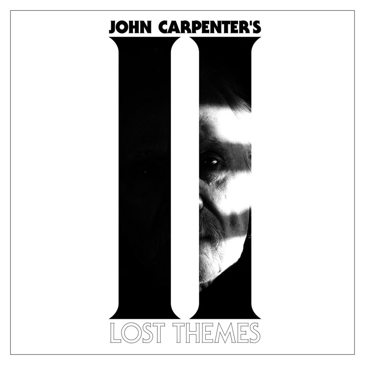 "John Carpenter  ""Distant Dream"""