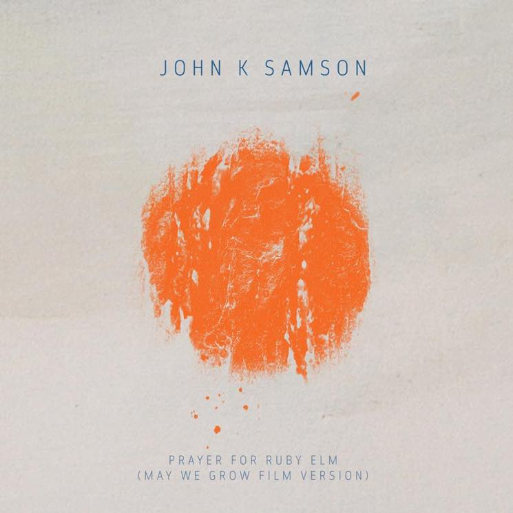 "John K. Samson Shares New Version of ""Prayer for Ruby Elm"""