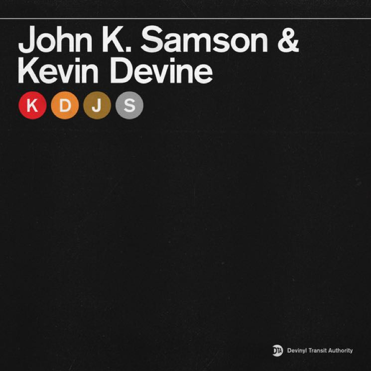 ​John K. Samson and Kevin Devine Team Up for New 7-Inch