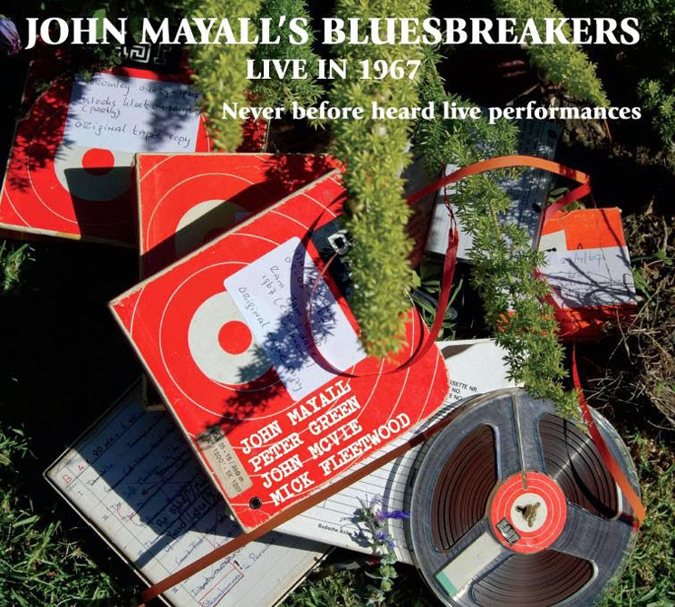 John Mayall's Bluesbreakers Live in 1967