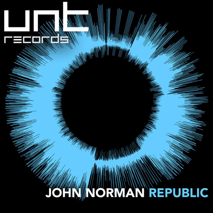 John Norman 'Republic' (EP stream)