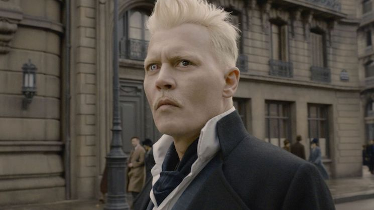 Johnny Depp Steps Down from 'Fantastic Beasts' Role After Losing 'Wife Beater' Libel Claim