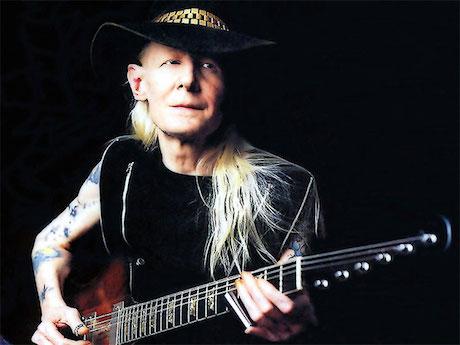 Blues Guitarist Johnny Winter Dead at 70